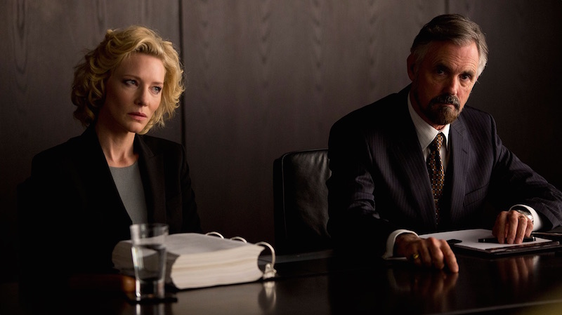 Truth starring Cate Blanchett and Rober Redford 3