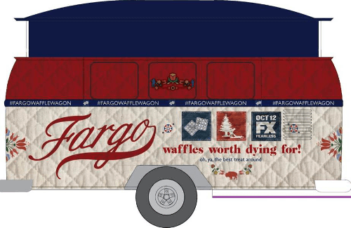 Free Waffles! FX's 'Fargo' Wants To Carbo-Load You Before The Premiere: Details
