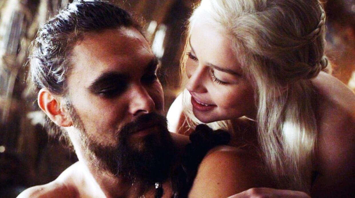 Emilia Clarke And Jaso...