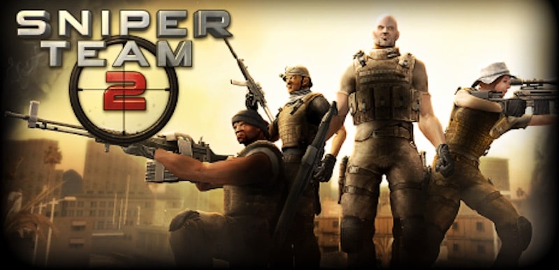 Sniper Team 2, one of the best online sniper games