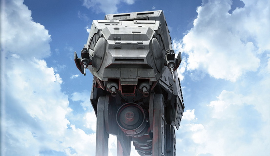 The War Begins in 'Star Wars: Battlefront' Beta