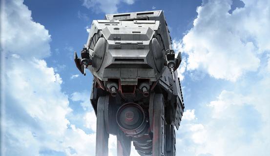 The War Begins in 'Star Wars: Battlefront' Beta