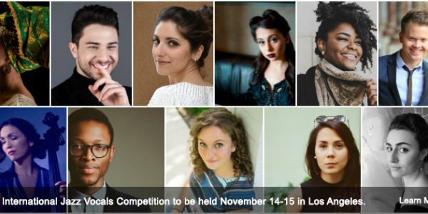 Thelonious Monk Institute of Jazz Vocal Competition Begins 11/14