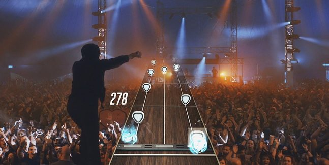 'Guitar Hero Live' - This off-stage concert is as real as it gets