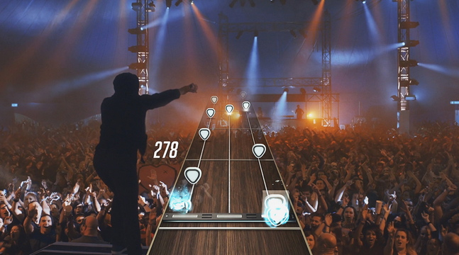 'Guitar Hero Live' – This off-stage concert is as real as it gets