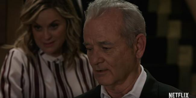 Bill Murray's Christmas Show on Netflix  VIDEO