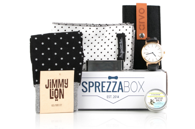 Holiday Beauty Finds: Sprezzabox for The Man In The House