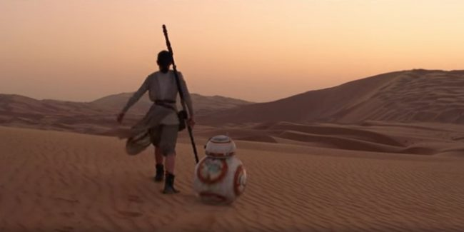 Star Wars Added as Critics' Choice Awards Best Picture Nominee