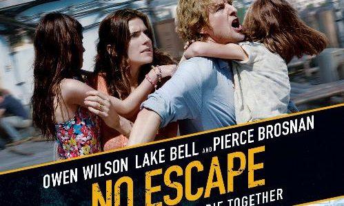 No Escape Blu-ray Review