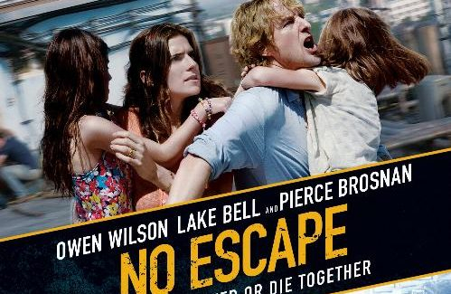 No Escape Blu-ray Review