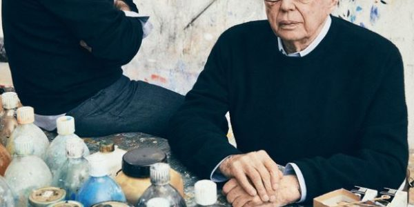 Abstract Master Ellsworth Kelly, Dead At 92