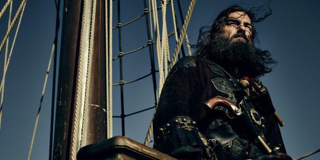 Black Sails is back, we talk to Blackbeard and Captain Vane