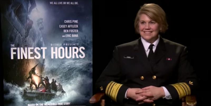 Jody Thomas Coast Guard Commissioner Canada- Finest Hours