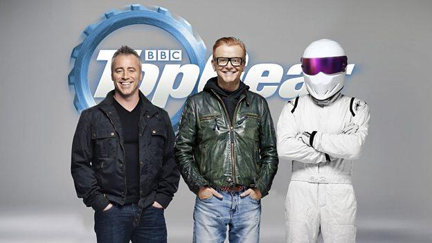 Friends star Matt LeBlanc is new BBC Top Gear host