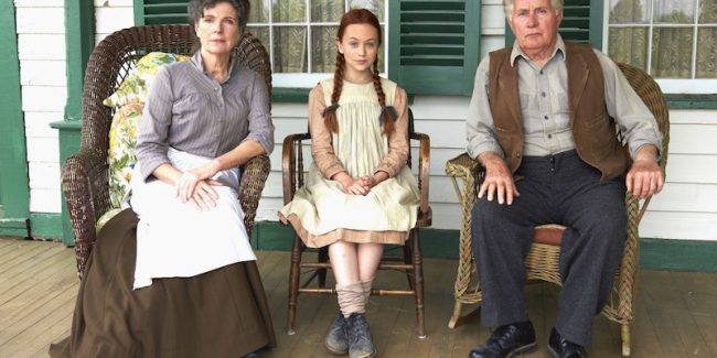 Interview with Ella Ballentine and Sara Botsford about YTV's Anne of Green Gables