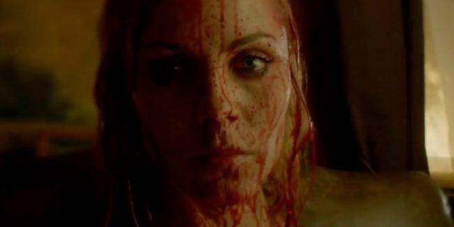 A scene from the Bitten Season 3 trailer