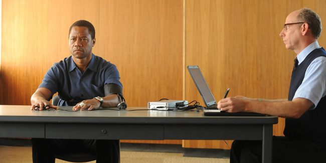 The People v O.J. Simpson Episode 3 in focus