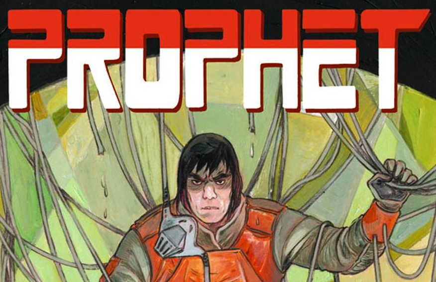 Ridley Scott Films 'in talks to bring Prophet comic character to big screen'