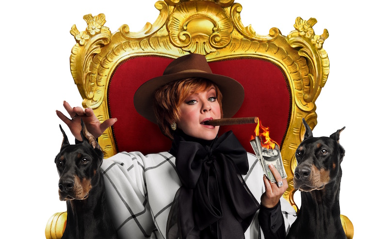 Watch the new trailer for The Boss starring Melissa McCarthy: NSFW
