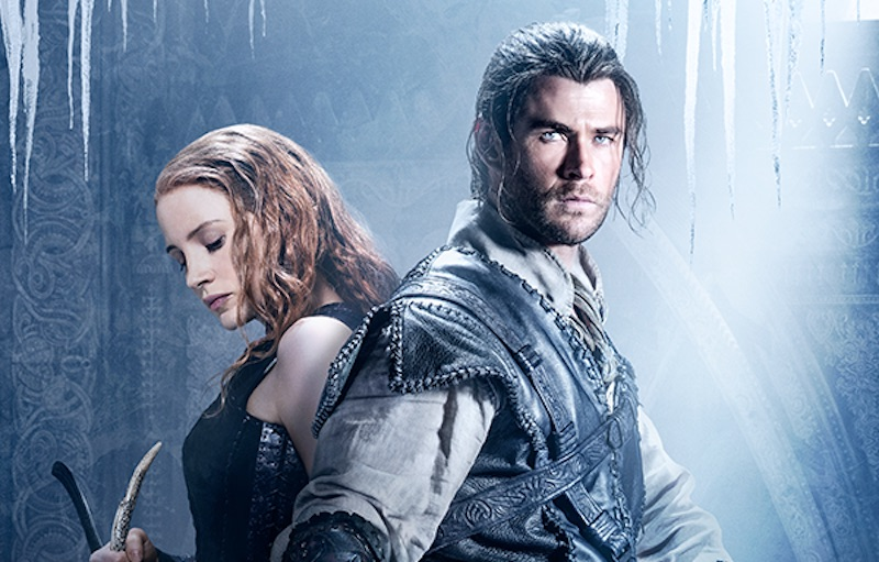 Watch the new trailer for The Huntsman: Winter's War