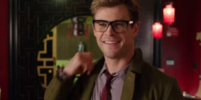 Chris Hemsworth Ghostbusters - See lots more of Chris Hemsworth in new Ghostbusters trailer