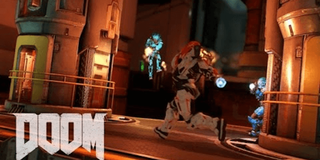 Watch the new DOOM multiplayer trailer
