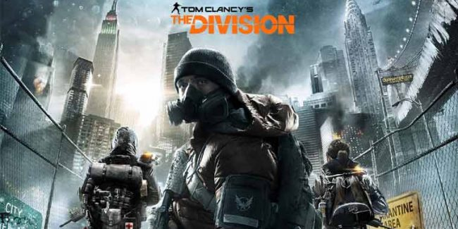 'The Division' - The first few hours before the crash