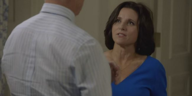 HBO comedy Veep proves life is imitating art, new trailer released