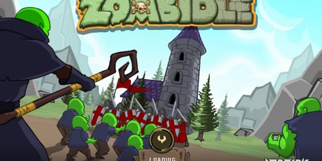 If you haven't played Zombidle yet, now's your chance