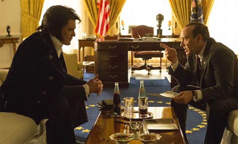 Elvis and Nixon Review