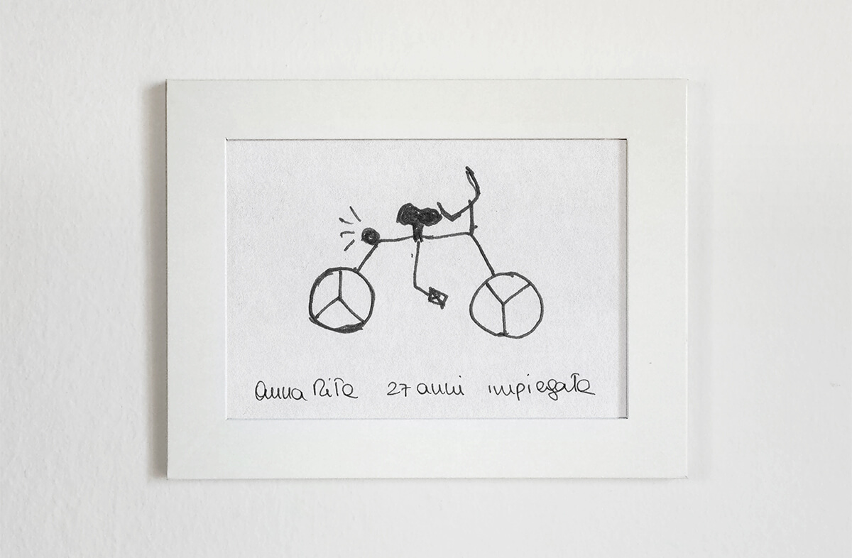 11 pictures which prove people can't draw bicycles
