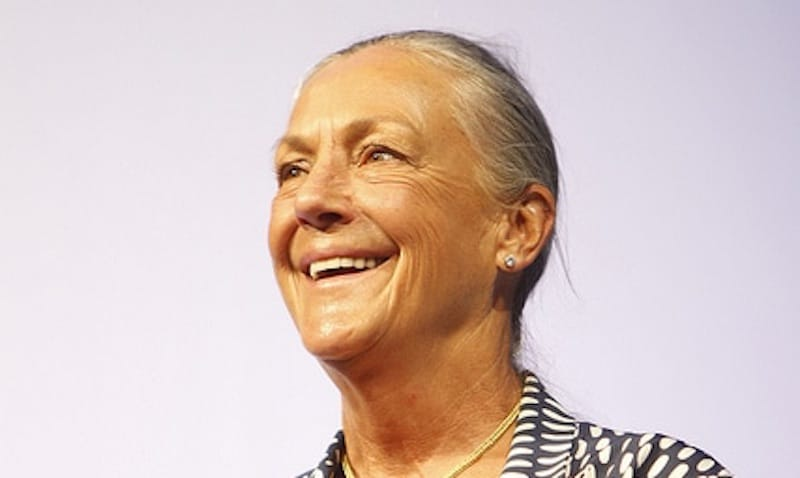 Alice Walton, one of the richest women in the world