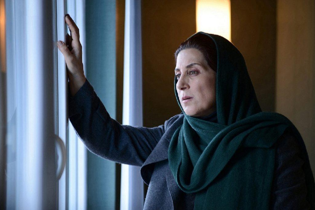 Fatemah Motamed-Arya in AVALANCHE (Iran, 2015) a.k.a. BAHMAN, directed by Morteza Farshbaf.