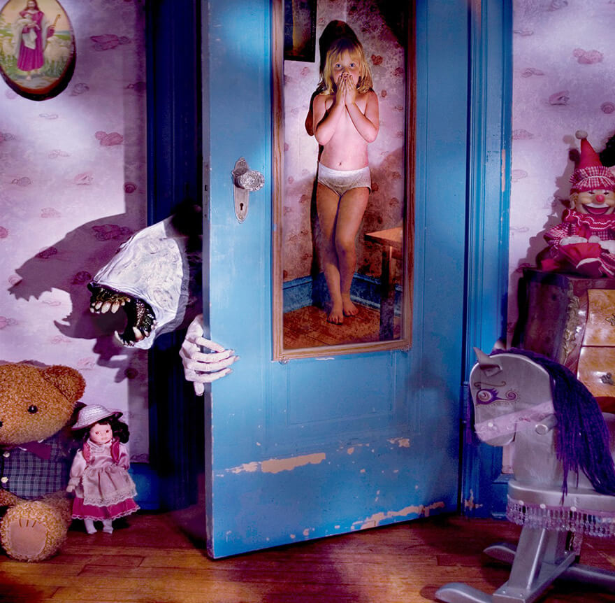 Про, картинки страшилки для детей