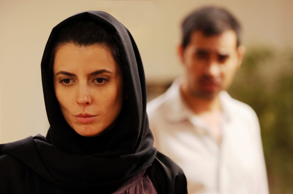 Leila Hatami as Bita in TIME TO LOVE (Iran, 2014), directed by Alireza Raissian.