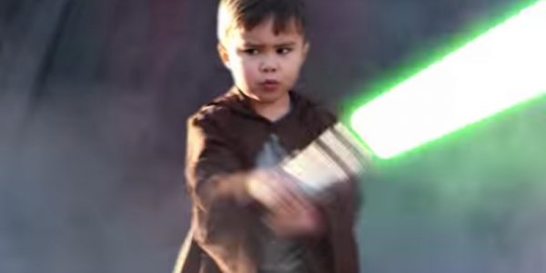 Action Movie Kid: The boy whose dad brings his imagination to life