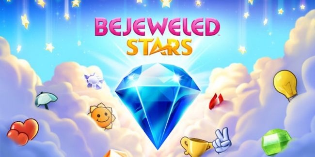Bejeweled Stars available for free on iPhone, iPad and Android