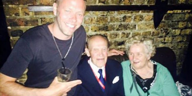 Elderly Polish couple rave till 5am at London club after buying tickets online