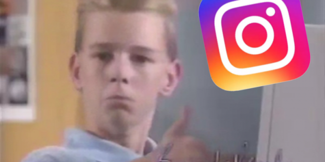 How Instagram's new logo was created...in a GIF