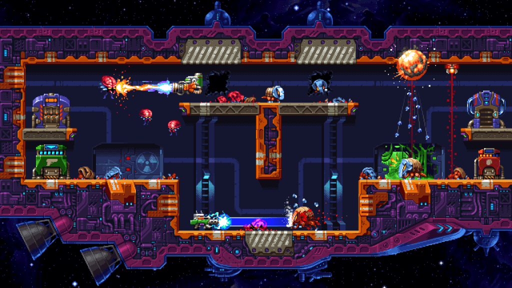 For super mutant alien assault coming soon to ps4 xbox one pc