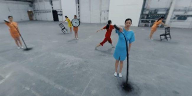 Watch this 360 degree music video for Mind Enterprises' Chapita – using CLONES