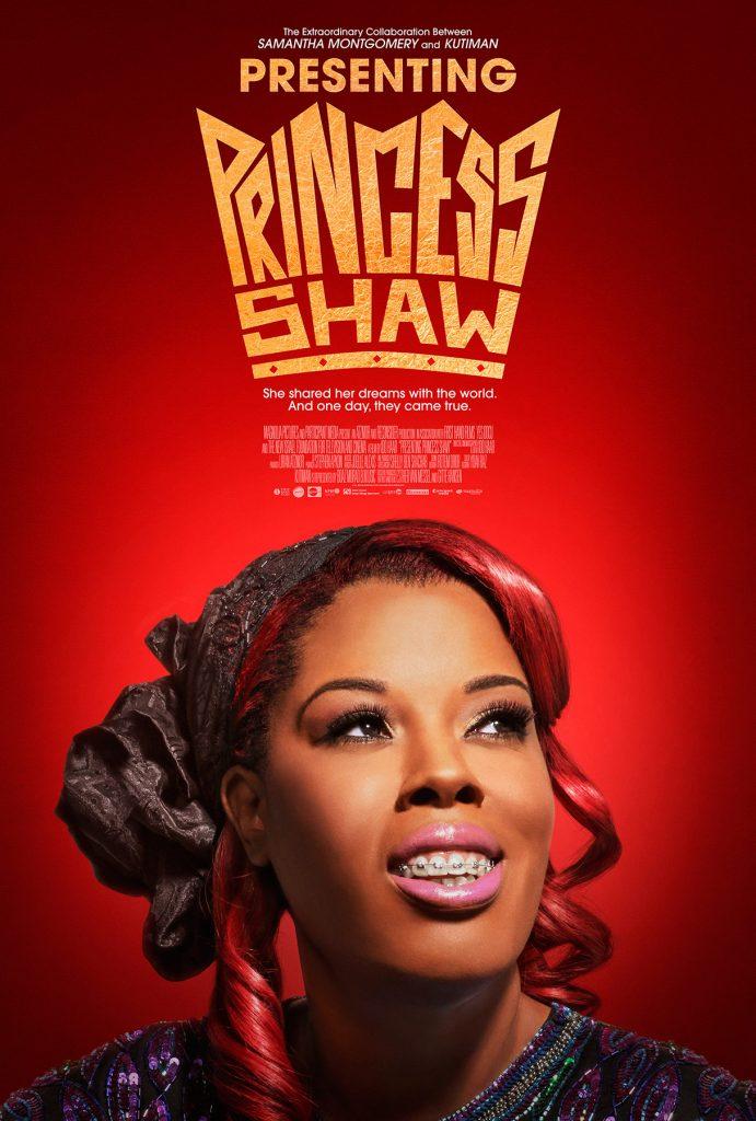 princess shaw poster
