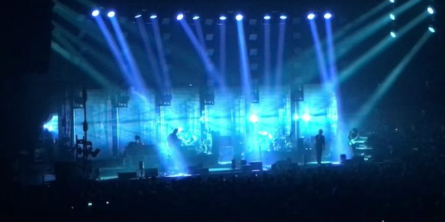 Watch Radiohead perform Creep live for first time in seven years