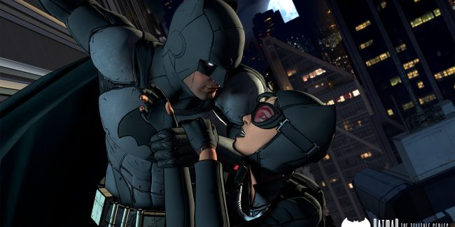 Batman - The Telltale Series is going to be one of the highlights of the summer