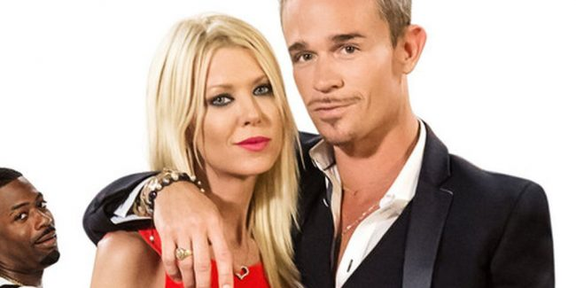 Marriage Boot Camp: Tara Reid is a hot mess edition
