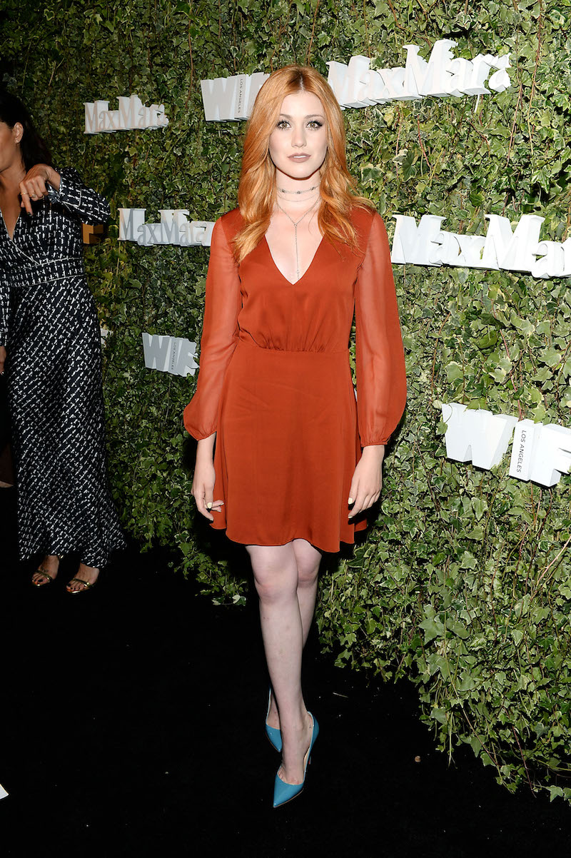 LOS ANGELES, CA - JUNE 14: Actress Katherine McNamara attends Max Mara Celebrates Natalie Dormer - The 2016 Women In Film Max Mara Face Of The Future at Chateau Marmont on June 14, 2016 in Los Angeles, California. (Photo by Stefanie Keenan/Getty Images for Max Mara)