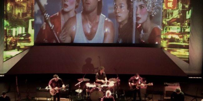 John Carpenter live is a total killer of a show