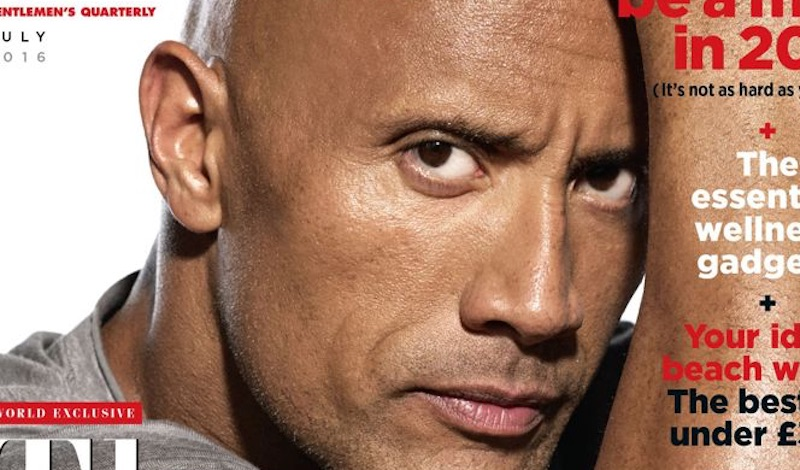Dwayne Johnson: The idea of being president is 'alluring'