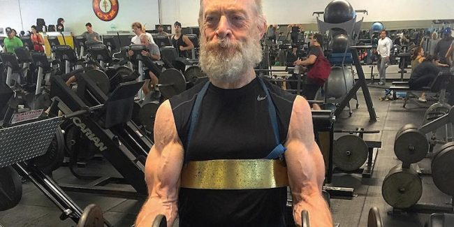 J.K. Simmons is totally RIPPED for new Justice League movie