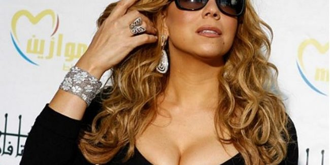Mariah Carey's son obsessed with 'boobies'